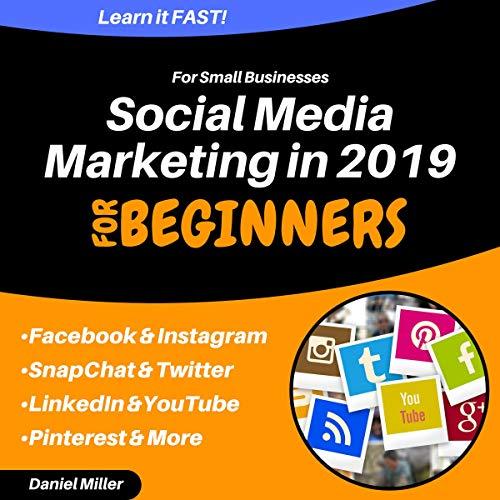 Social Media Marketing for Small Businesses in 2019: Facebook, Instagram, Snapchat, YouTube, Twitter & LinkedIn