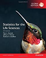 Statistics for the Life Sciences, 5th Edition