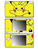Pikachu Special Edition X Y Omega Ruby Alpha Sapphire Black and White Video Game Vinyl Decal Skin Sticker Cover for Nintendo DSi System