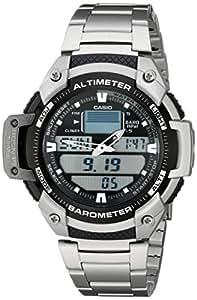 Casio Men's SGW400HD-1B Sport Multi-Function Grey Dial Watch