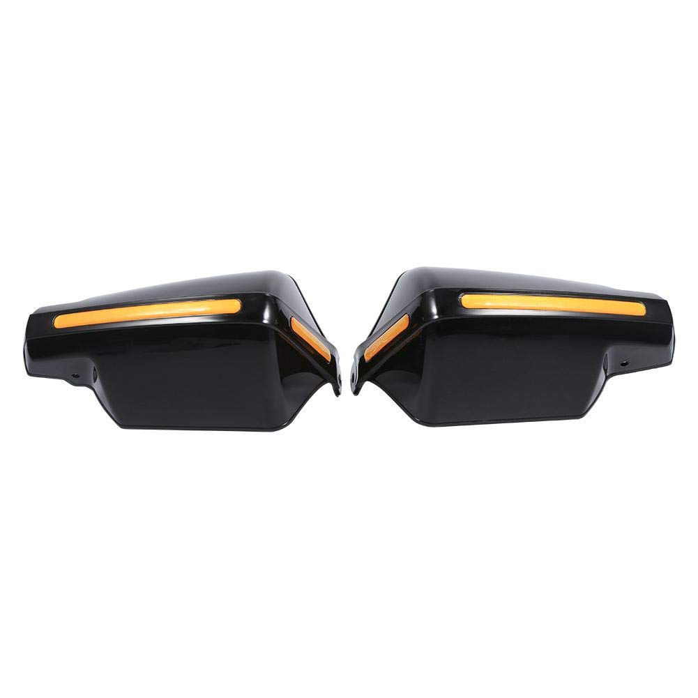 Fydun 1 par de protectores de manos universales para moto