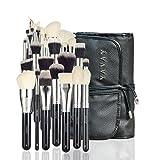 YAVAY 32PCS MASTER MAKEUP BRUSHES Premium Makeup brush set Soft Taklon Goat Hair Professional Makeup Artist Brush Tool Kit Y32