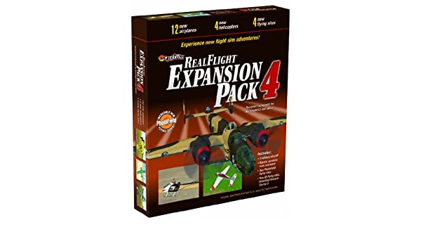 Great Planes RealFlight G3 and Above Pack 4 Expansion ...