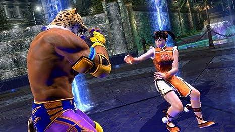 Amazon Com Tekken 6 Sony Psp Video Games