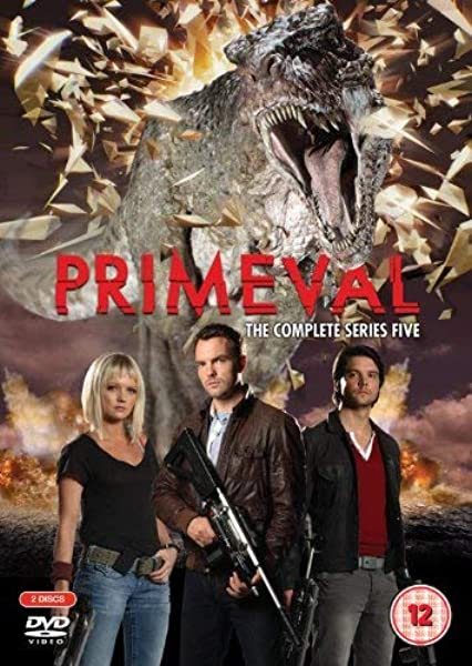 Amazon Com Primeval Series 5 Dvd Region2 Requires A Multi Region Player Movies Tv Primeval