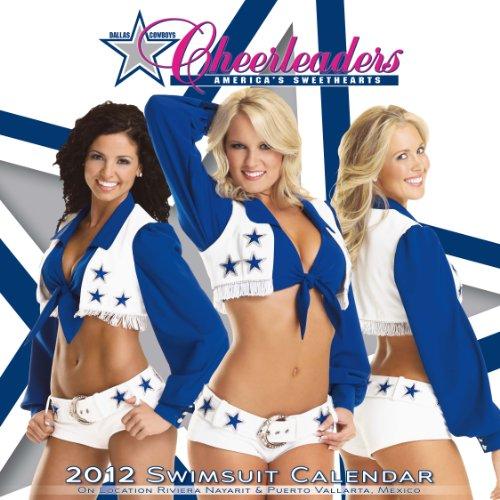 Dallas Cowboy Cheerleaders 2012 Calendar