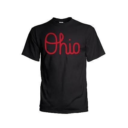 Amazon.com   Elite Fan Shop Ohio State Buckeyes Tshirt Black ... 7c02472bf835