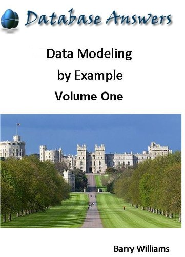 Data Modeling by Example: Volume One (Data Modeling compare prices)