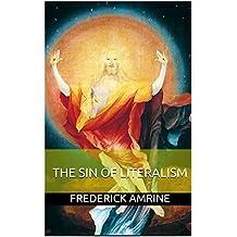 The Sin of Literalism (Anthroposophical Studies Book 4)