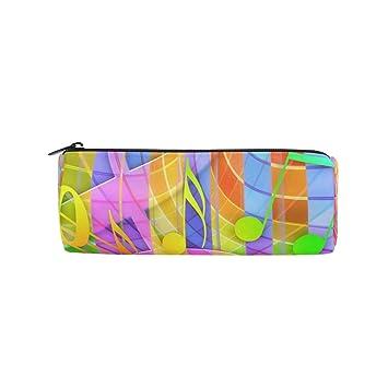 Amazon com : Pencil Bag Pen Case Music Symbols Art Students