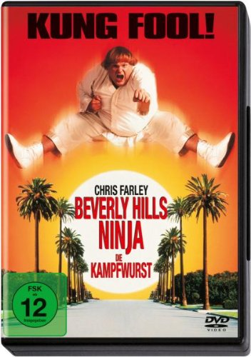Beverly Hills Ninja - Die Kampfwurst [Alemania] [DVD ...