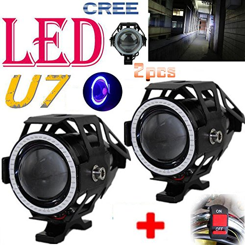 bright fog lights universal - 7