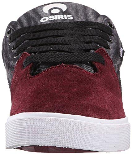 Zapatos Osiris Decay Grain (Eu 43 / Us 10 , Gris)