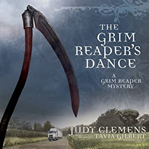 The Grim Reaper's Dance Hörbuch