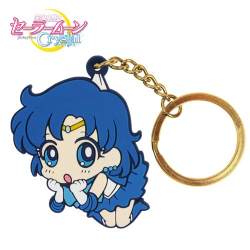 Sailor Moon Crystal Sailor Mercury pellizcado Llavero ...