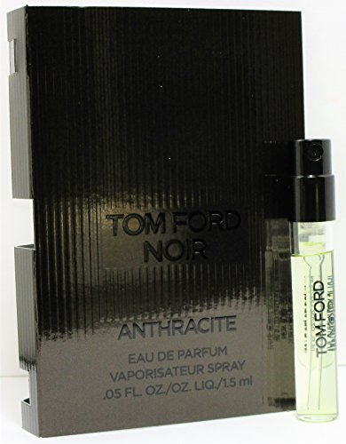 Tom Ford Noir Anthracite Eau De Parfum for Men 0.05 Oz / 1.5 ml Spray Sample