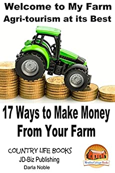 Welcome My Farm Agri tourism Money ebook
