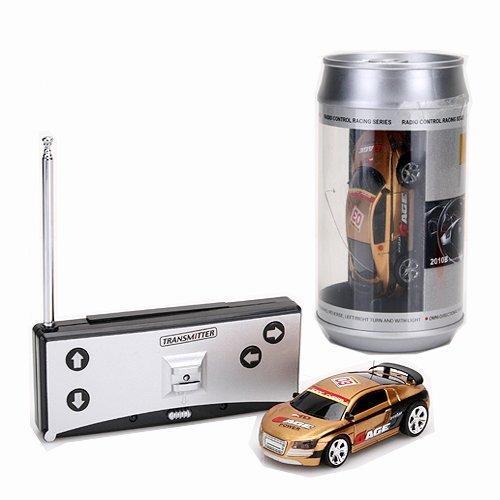 Coke Can Mini RC Radio Remote Control Micro Racing Car Hobby Vehicle Toy Gift ()