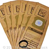 kirby g 2000 - 6 Genuine Kirby MICRON MAGIC Vacuum Bags Belt G3 G4 G5 G6 G7 Sentria Bag Diamond