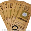 6 Genuine Kirby MICRON MAGIC Vacuum Bags Belt G3 G4 G5 G6 G7 Sentria Bag Diamond