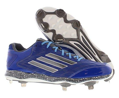Scarpe Da Tennis Adidas Power Vicolo 2 Pe Size Royal / Carbon Metallic
