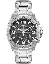 Citizen Men's AT2070-59H Japanese-Quartz Grey Watch