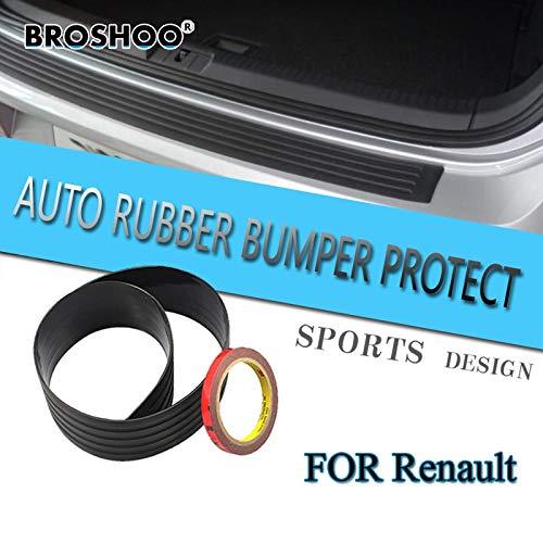 Molduras de goma para parachoques trasero de Renault Megane Scenic Captur Clio Modus Kangoo: Amazon.es: Bricolaje y herramientas