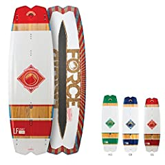 Based off the legacy of Liquid Force's most popular kiteboard of all time (the Influence), the Legacy delivers a cutting- edge overhaul. Jason Slezak and Jimmy Redmon put their heads together in designing a board providing a similar feel as t...