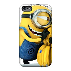 Protector Hard Phone Cases For Apple Iphone 6s (dnd640MVLq) Custom Attractive Minion Series