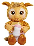 Animal Babies Deluxe Giraffe Plush