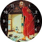 Turtle Trainer By Osman Hamdi Bey 570 Piece Clock Puzzle