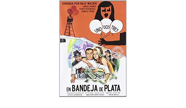 Amazon.com: Uno Dos Tres (1961) / En Bandeja De Plata (1966) (2Dvds) (All Regions) (Import): Movies & TV