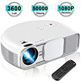 Best Lcd Projectors - Projector, iBosi Cheng Video Projector, 2019 Newest Native Review
