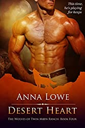 Desert Heart (The Wolves of Twin Moon Ranch Book 4)