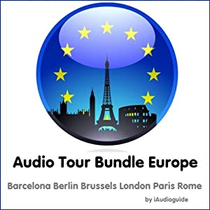 City Audio Tour Collection Audiobook