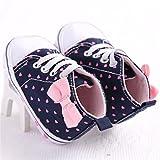 Save Beautiful Toddler Baby Girls Polka Dots Shoes