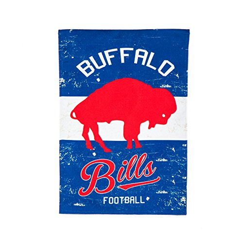 - Team Sports America 14L3803VINT Buffalo Bills Vintage Linen