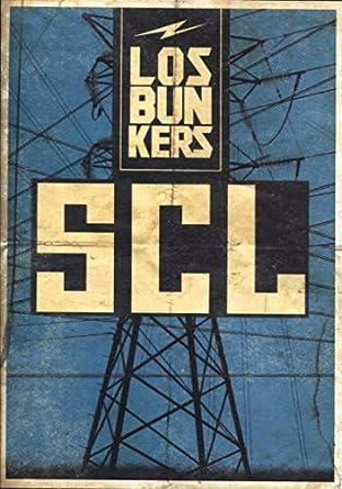 Amazon.com: SCL: Los Bunkers, Evolucion Producciones: Cine y TV
