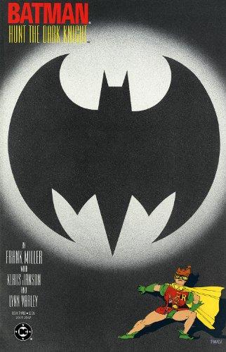 Batman: The Dark Knight Returns (Batman The Dark Knight Returns Comic)