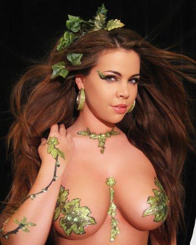 Xotic Eyes - Ivy Body Art -