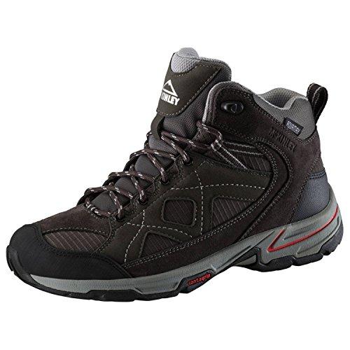 McKinley Chaussures de Multi Cisco II Aqx M–Noir/Anthracite/R