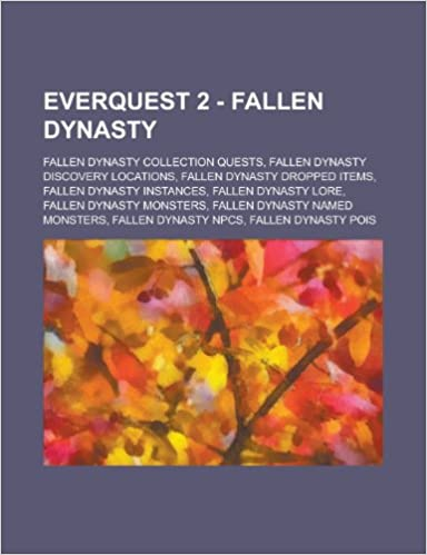 EverQuest 2 - Fallen Dynasty: Fallen Dynasty Collection Quests
