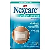 MMMH3564 - Nexcare Soft Cloth Premium Guaze Pad