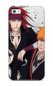 3688459K35397805 Snap On Hard Case Cover Bleach Animes #1861 Protector For Iphone 5c