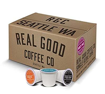 Real Good Coffee Co Recyclable K Cups