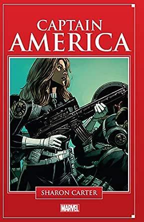 Captain America: Sharon Carter (English Edition)