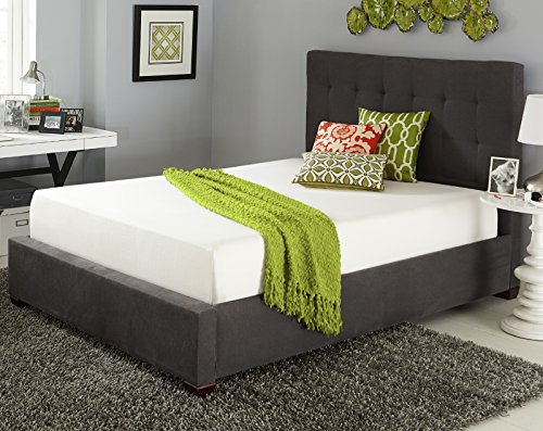 Resort Sleep Queen size 10 Inch Cool Memory Foam Mattress with Bonus...