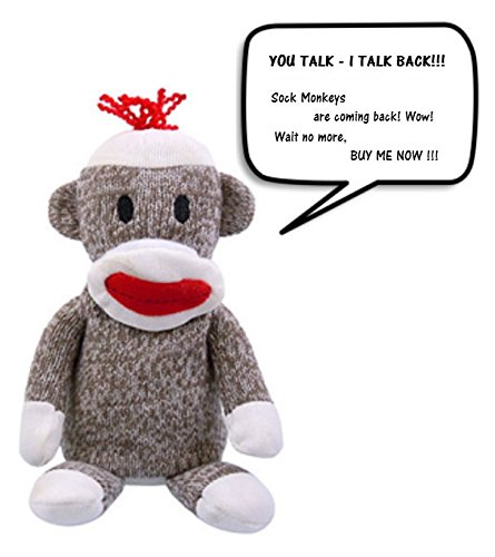 Talking Sock Monkey -