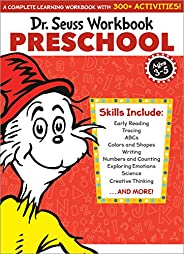 Dr. Seuss Workbook: Preschool: 300+ Fun Activities with Stickers and More! (Alphabet, ABCs, Tracing, Early Rea
