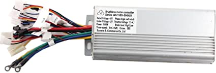 48V 800W Electric Bicycle Brushless Speed Motor Controller For E-bike /& Scooter